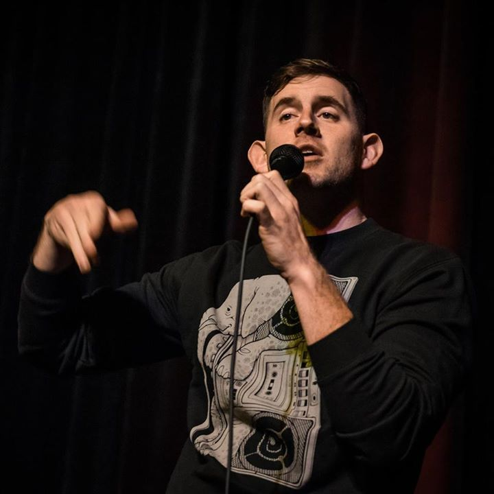 Aaron Woodall Comedy @ The Upfront Theater - Bellingham, WA