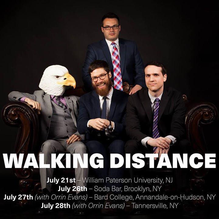 Walking Distance Tour Dates