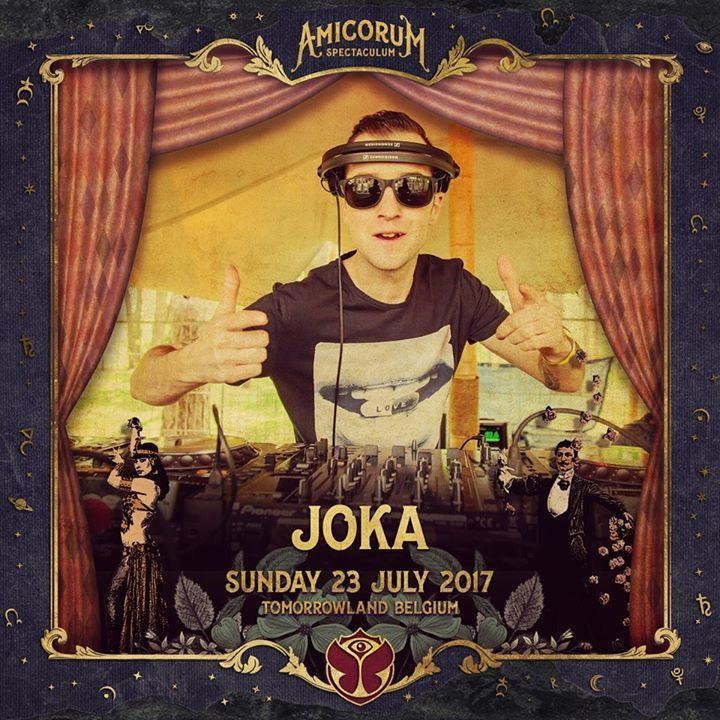 Joka Tour Dates