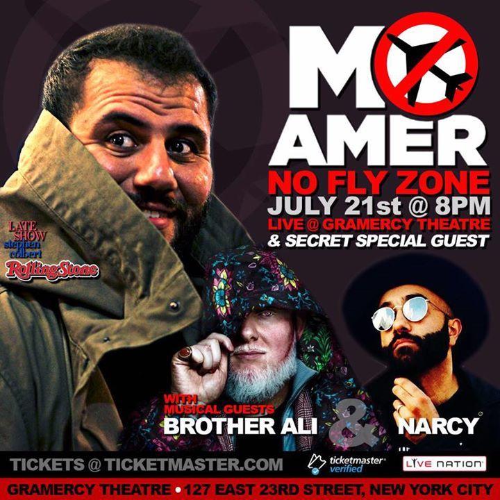 Mo Amer Tour Dates