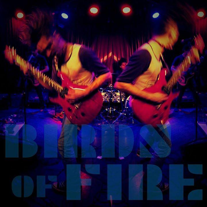 Birds of Fire Tour Dates