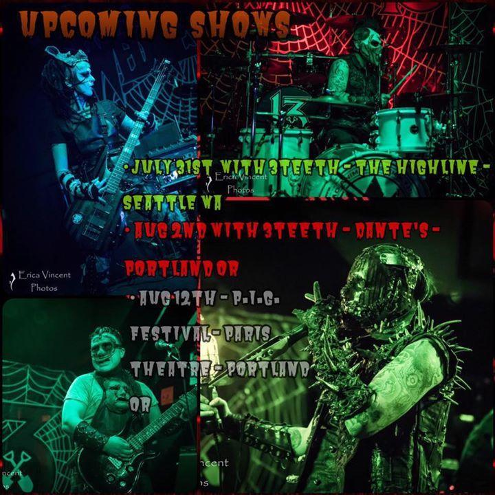 Dead Animal Assembly Plant Tour Dates