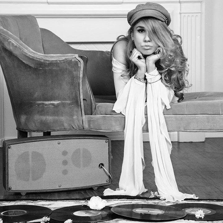 Haley Reinhart @ Glee Club - Birmingham, United Kingdom