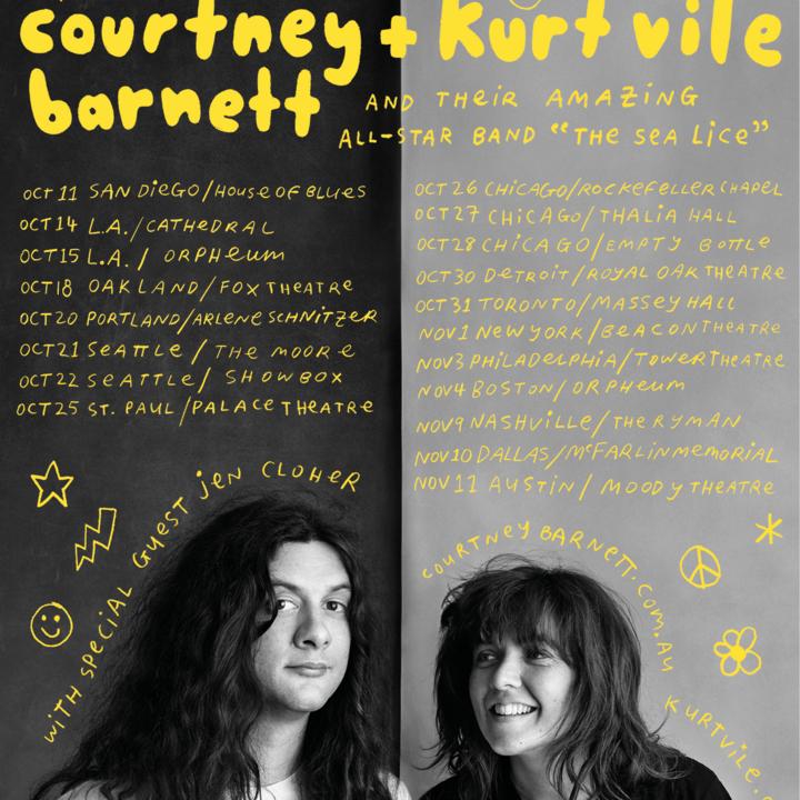 Courtney Barnett @ Loew's Jersey Theatre - Jersey City, NJ