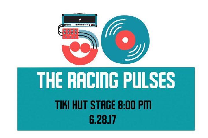 The Racing Pulses Tour Dates
