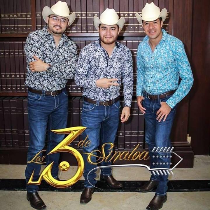 Los 3 De Sinaloa Tour Dates