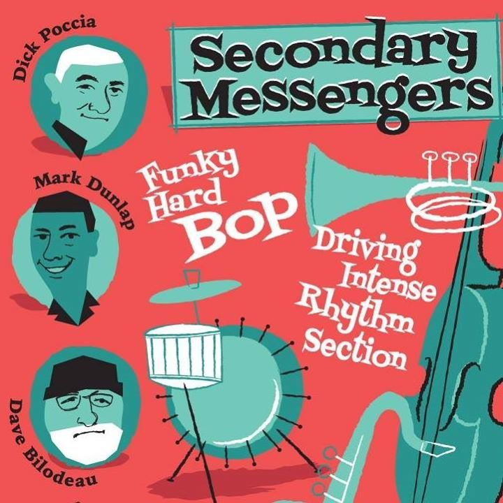 Secondary Messengers @ Gateway City Arts - Holyoke, MA