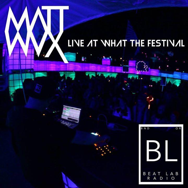 Matt Wax Tour Dates