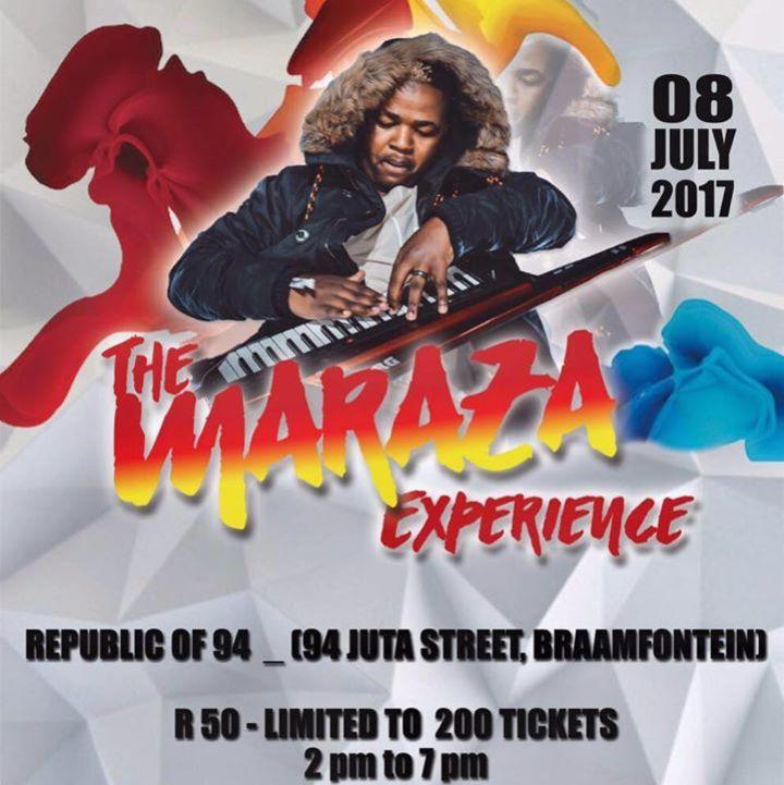 MarazA Tour Dates