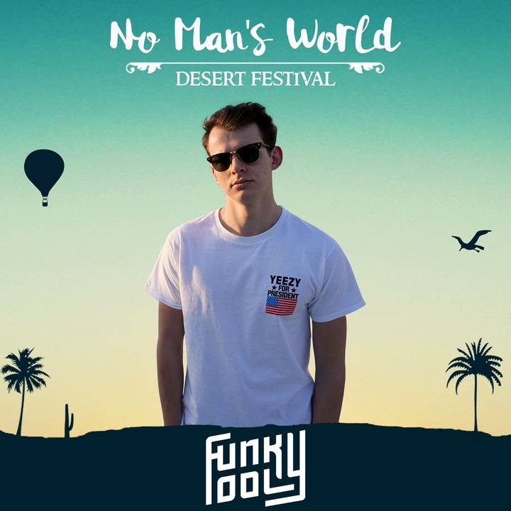 Funky Fool @ No Man's World Festival - Mont-Saint-Guibert, Belgium