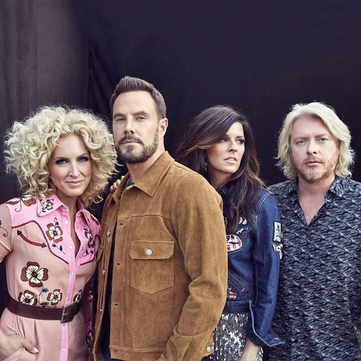 Little Big Town @ Glasgow Royal Concert Hall - Glasgow, United Kingdom
