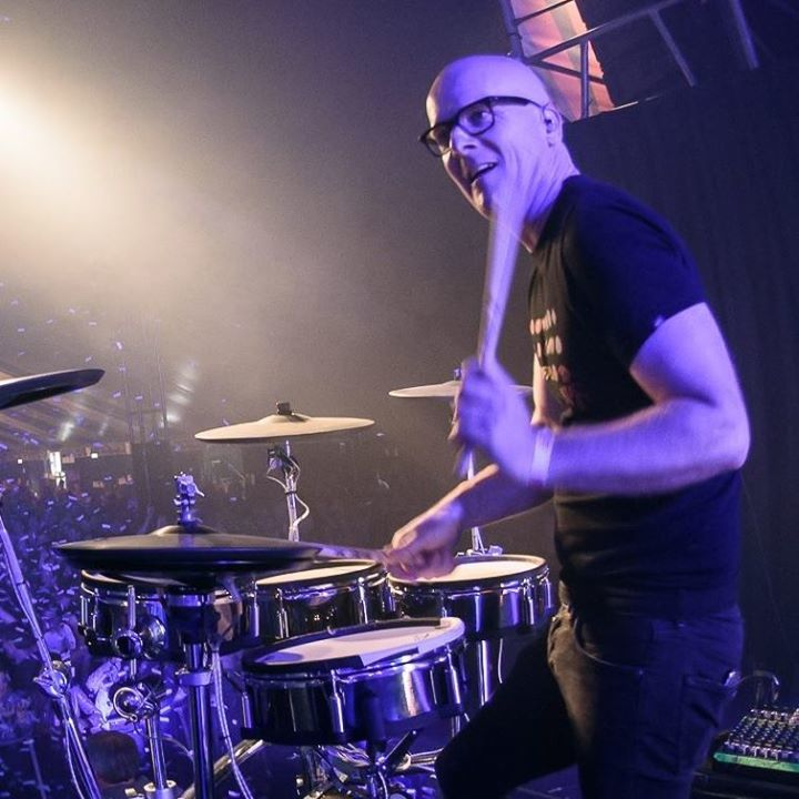 Michael Schack @ Drums & Co - Hooglede, Belgium
