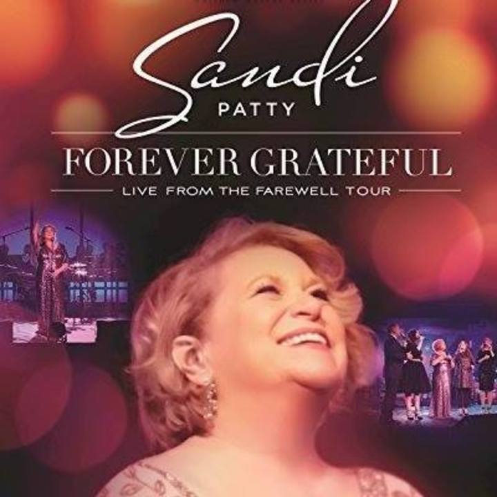 Sandi Patty @ MARATHON CENTER FOR THE PERFORMING ARTS - Findlay, OH