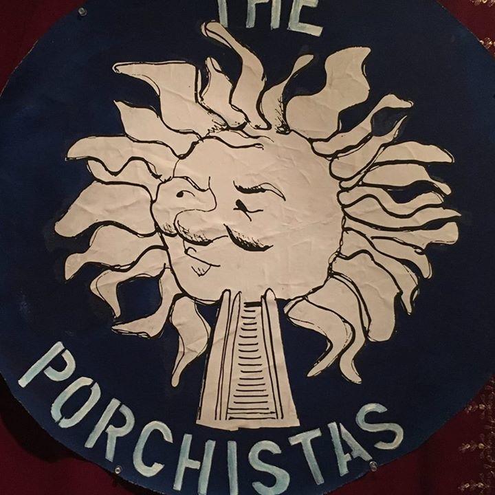 the Porchistas Tour Dates