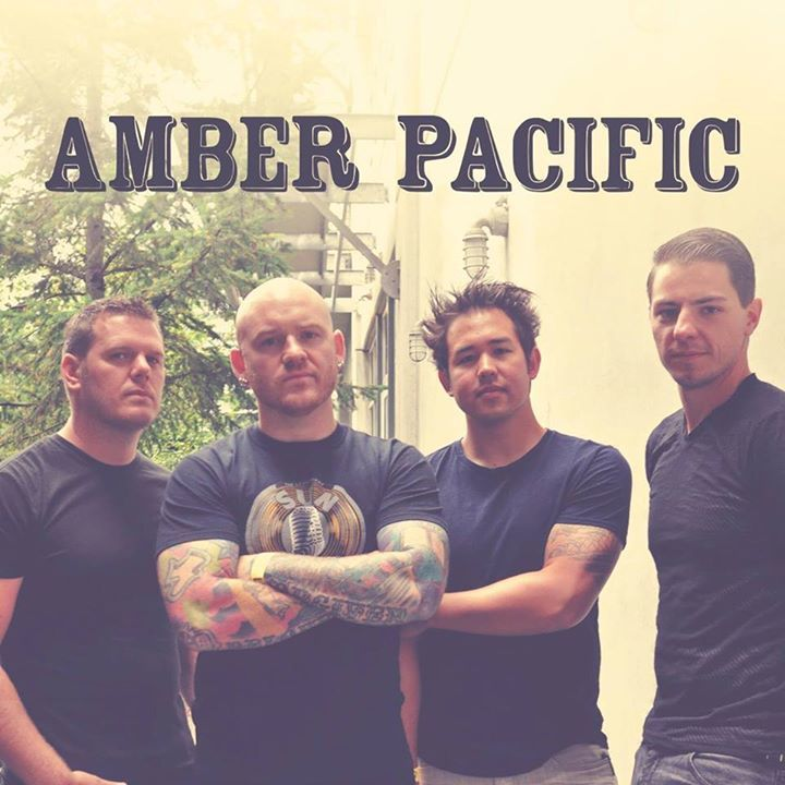 Amber Pacific Tour Dates