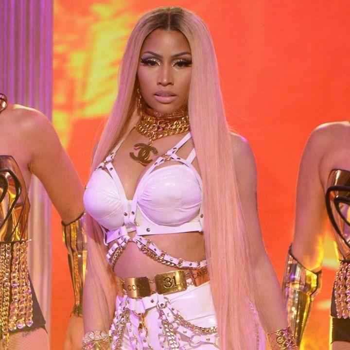 Nicki Minaj Norge Tour Dates
