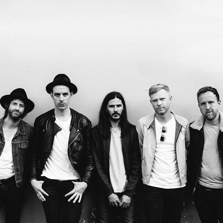 The Temperance Movement @ Backstage Werk - Munich, Germany