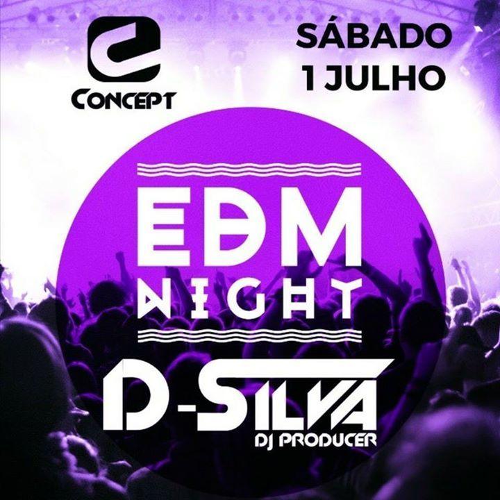 DJD-Silva Tour Dates