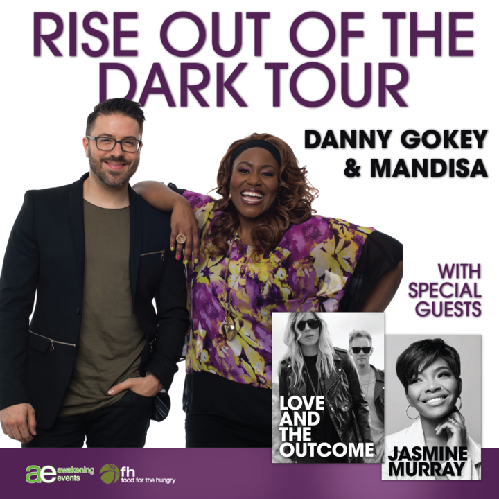 Mandisa @ The Akron Civic Theatre - Akron, OH