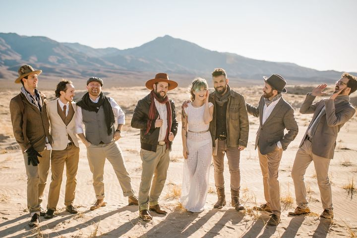 The Dustbowl Revival @ Music On The Bay Concerts  - Coos Bay, OR