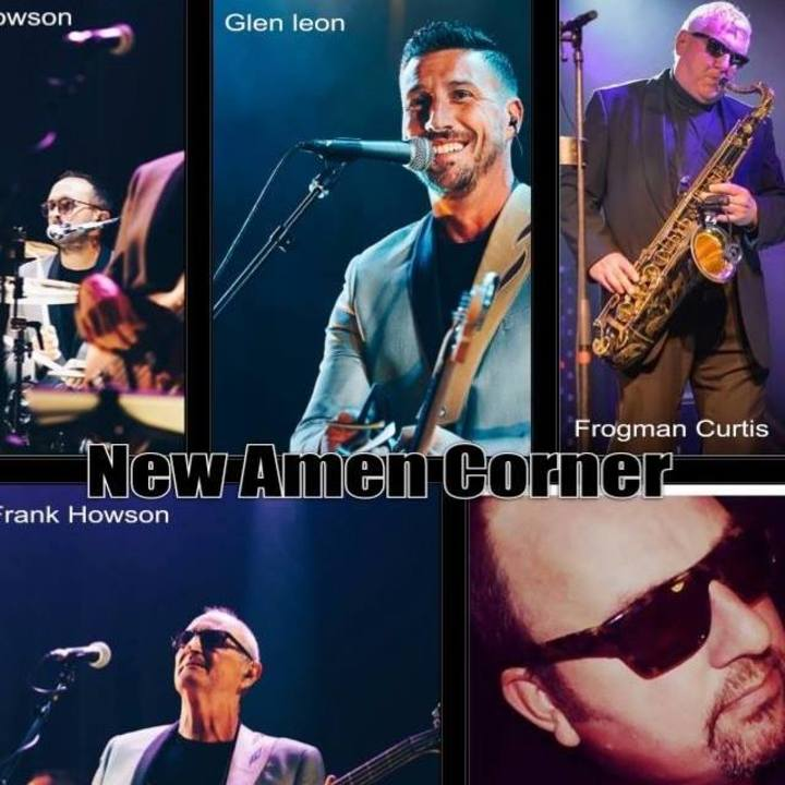 THE NEW AMEN CORNER Tour Dates