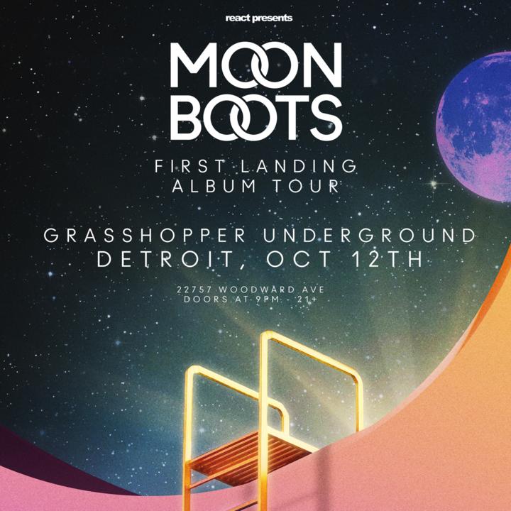 Moon Boots @ Grasshopper Underground - Detroit, MI