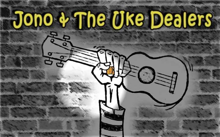 Jono And The Uke Dealers Tour Dates
