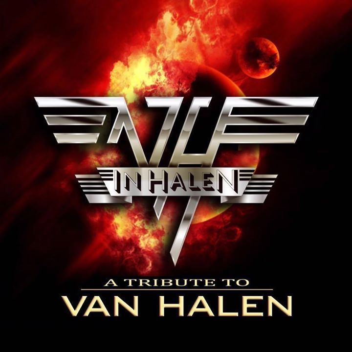 In Halen - A Tribute to VAN HALEN Tour Dates
