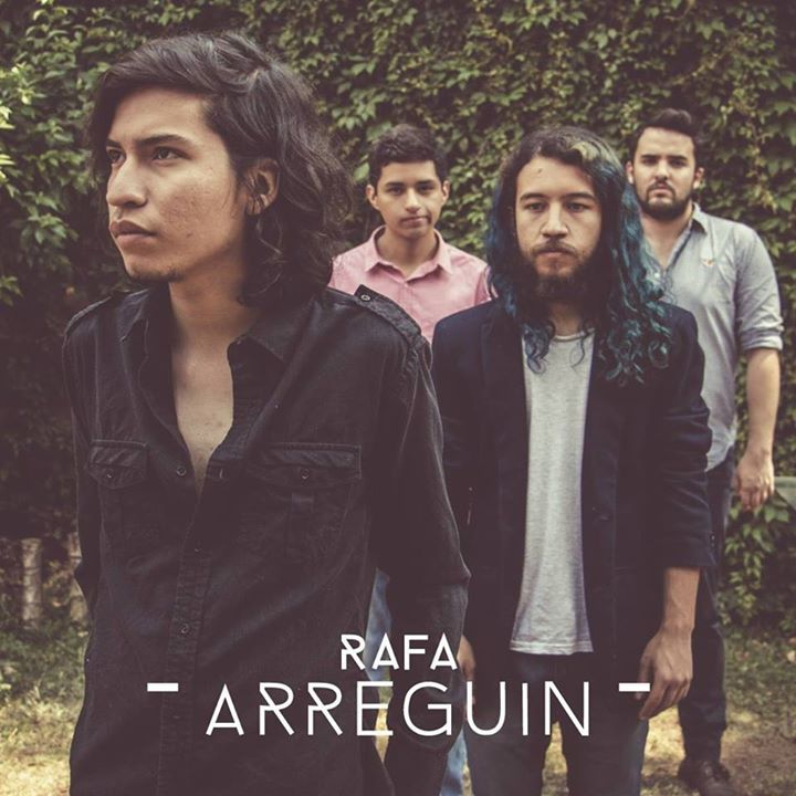 Rafa Arreguin Tour Dates