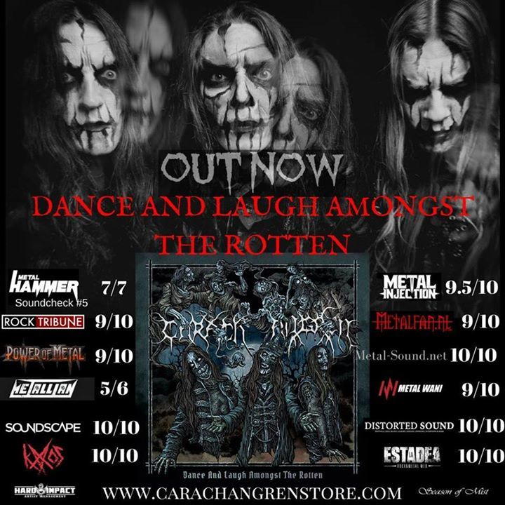 Carach Angren Tour Dates