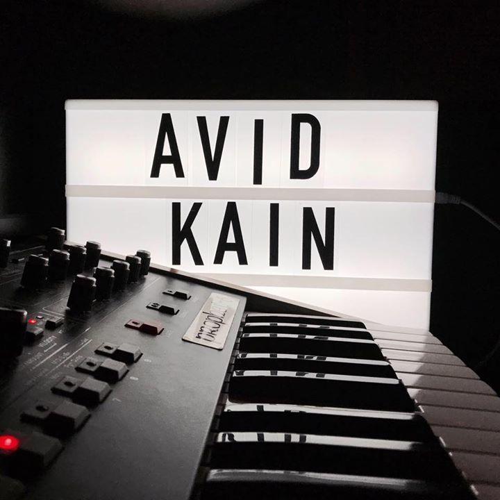 Avid Kain Tour Dates