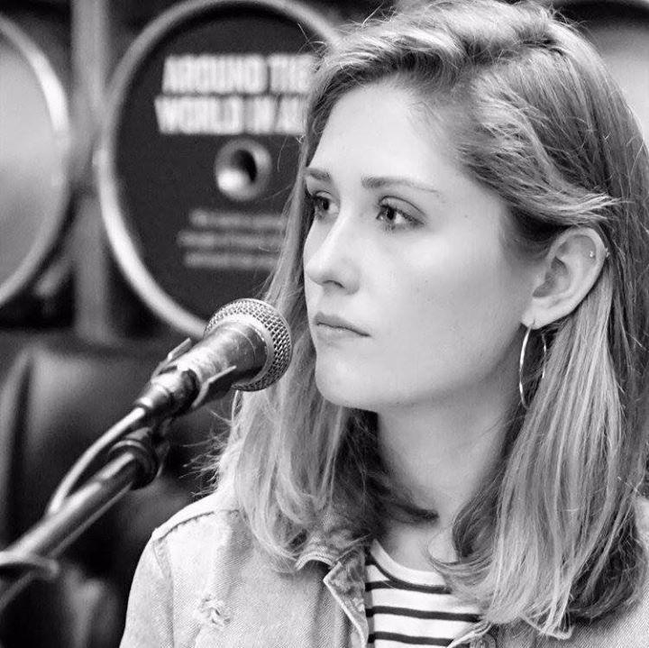 Emily White (UK) @ Cafe Morso, Droitwhich  - Birmingham, United Kingdom