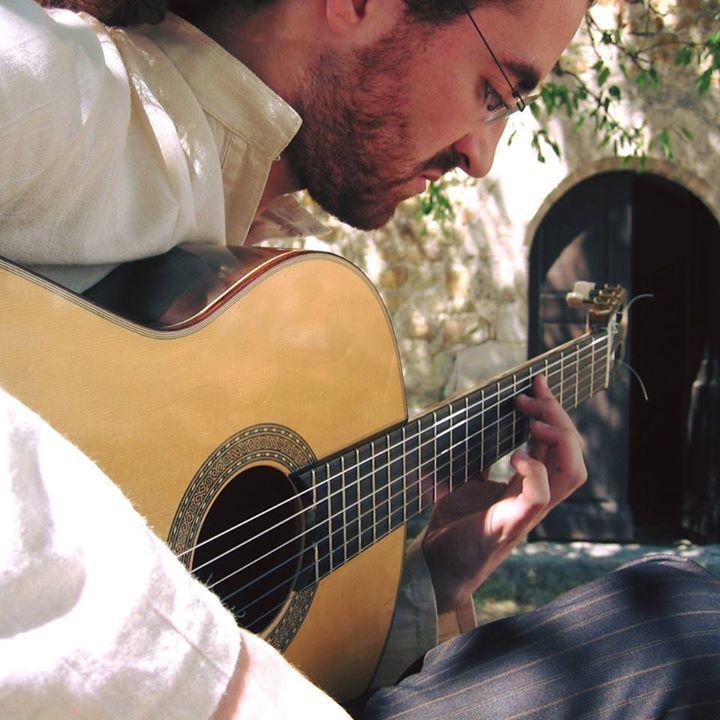 Rémi Jousselme @ Masterclasses @ Paris Guitar Foundation - Paris, France