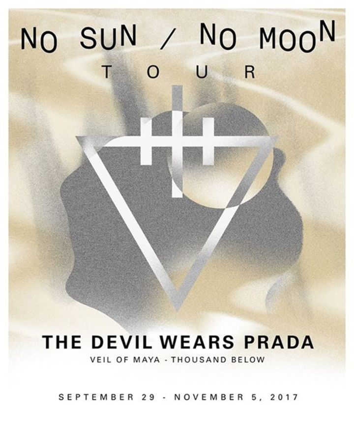 The Devil Wears Prada Tour Dates