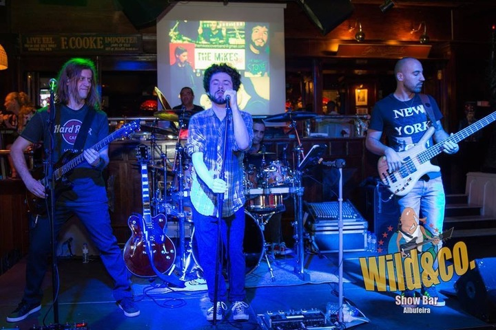 The Mikes - Cover Band Tour Dates