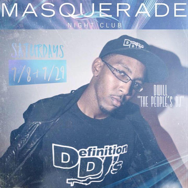 DJ DWill Tour Dates