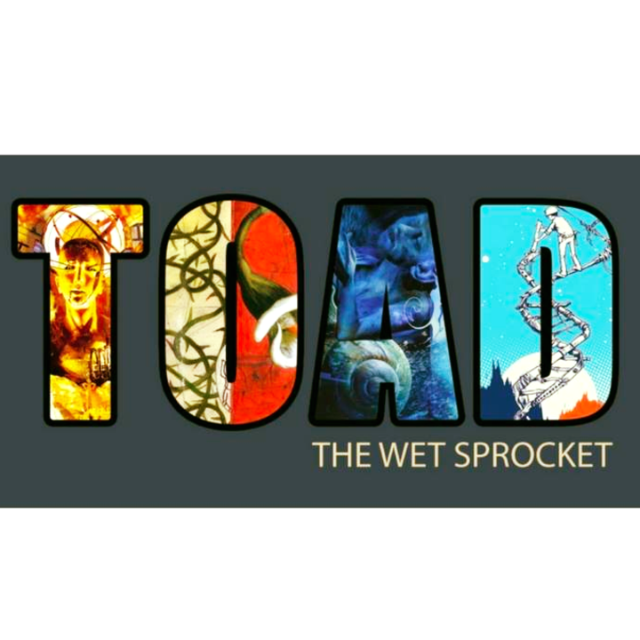 Toad the Wet Sprocket @ Walt Disney World- Epcot  - Orlando, FL