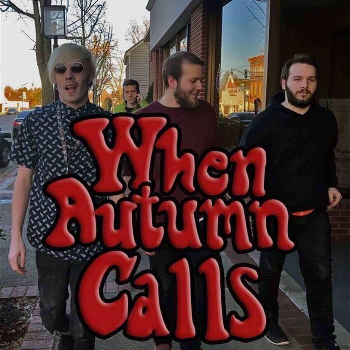 When Autumn Calls Tour Dates