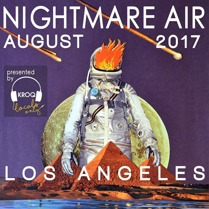 Nightmare Air @ Pappy & Harriet's - Pioneertown, CA