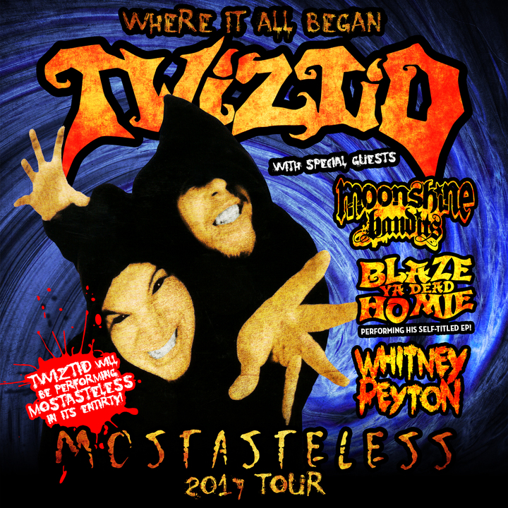 Twiztid @ Come and Take It Live - Austin, TX