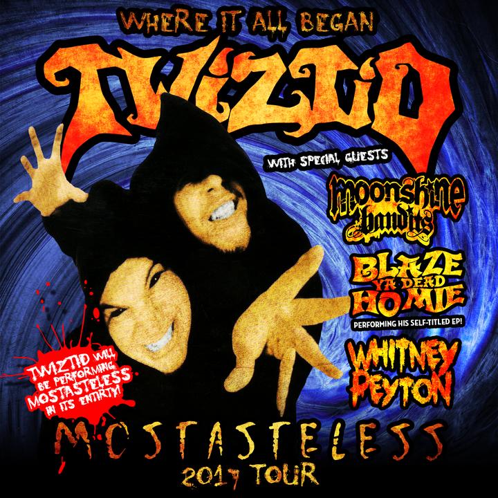 Twiztid @ Ace of Spades - Sacramento, CA