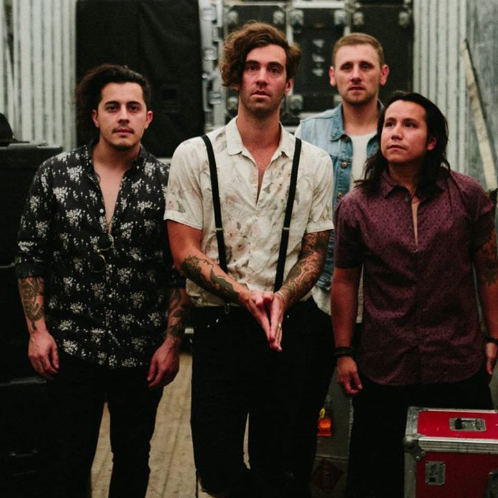 American Authors @ Garage - Saarbrücken, Germany