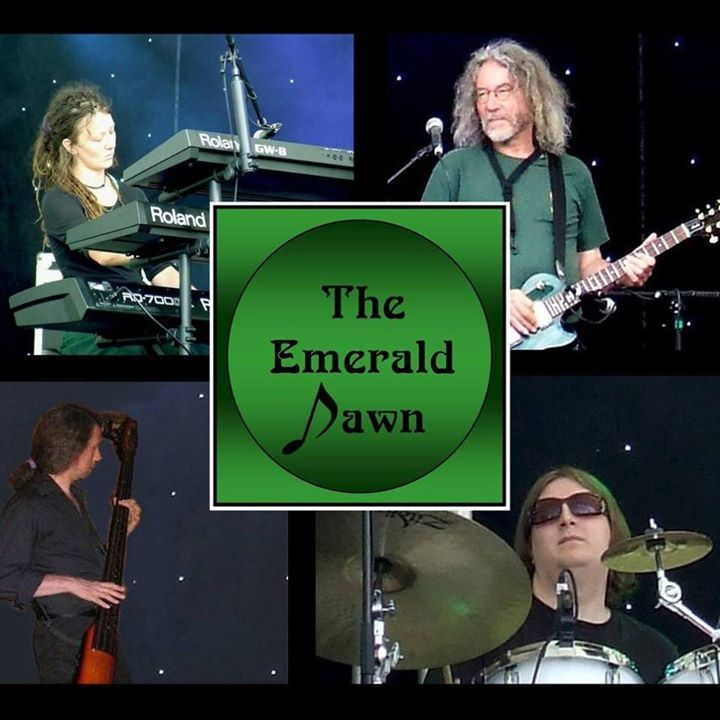 The Emerald Dawn Tour Dates
