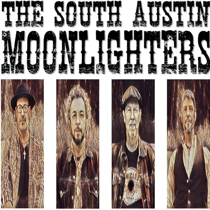 the South Austin Moonlighters @ Railroad Blues - Alpine, TX