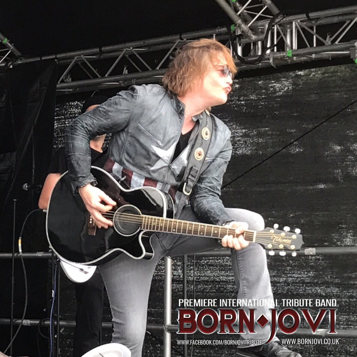 Born Jovi Tribute to Bon Jovi @ Harrowby Arms (with Reckless - A Tribute Bryan Adams) - Wolverhampton, United Kingdom