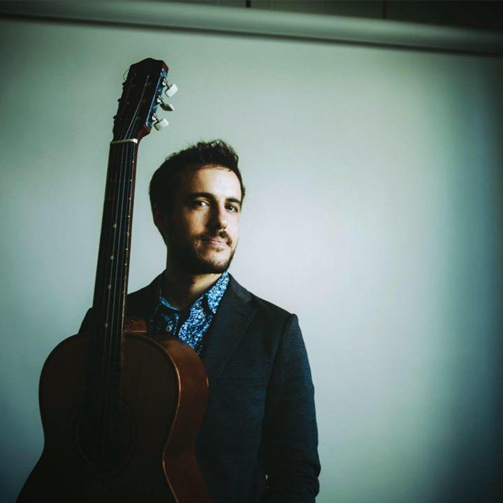 Gilad Hekselman @ gHex Trio - Die Jazz Schmiede - Dusseldorf, Germany