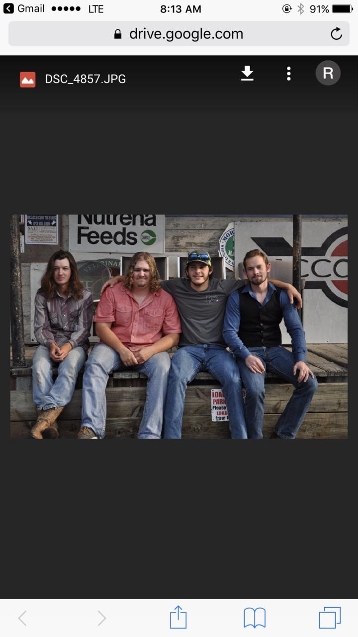Wyatt Weaver Band Tour Dates
