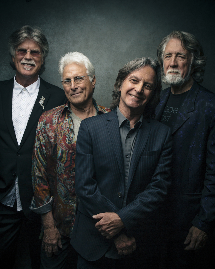 The Nitty Gritty Dirt Band @ Esplanade Theatre - Medicine Hat, Canada