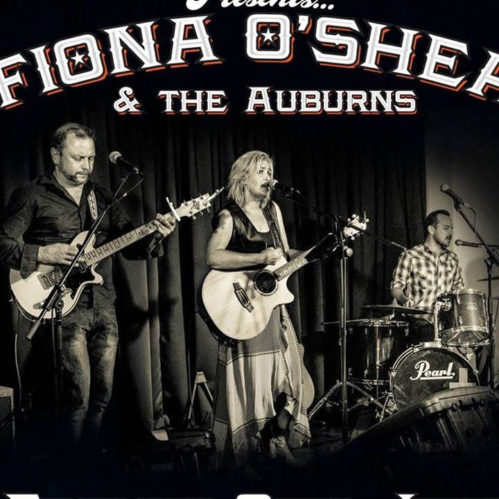 Fiona O'Shea Music Tour Dates