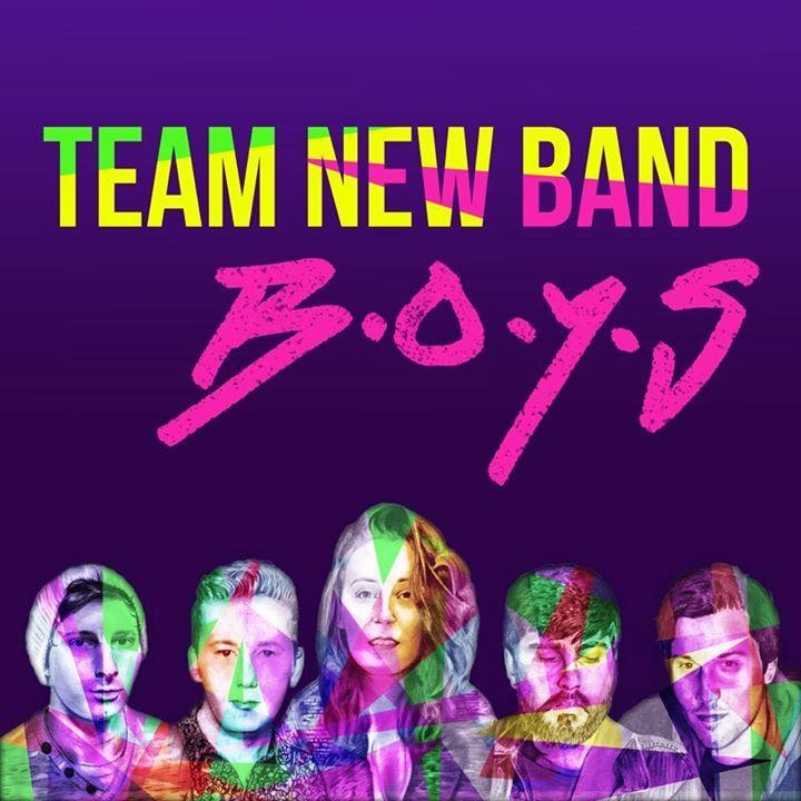Team New Band Tour Dates